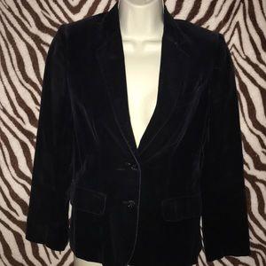 Vintage Emporium Capwell size 4 black blazer